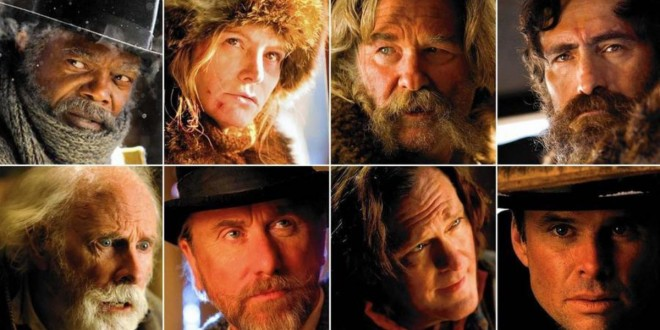 THE HATEFUL EIGHT: 70 MM, THE 8TH FILM BY QUENTIN TARANTINO