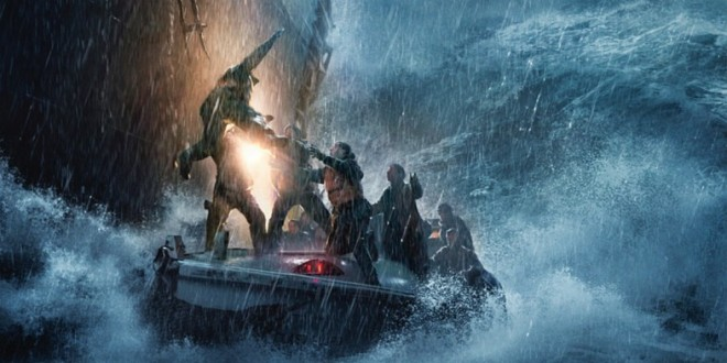 THE FINEST HOURS 3-D