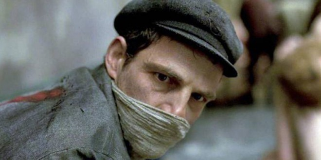 SON OF SAUL (HUNGARIAN, YIDDISH, POLISH, RUSSIAN, GERMAN: ENGLISH SUBTITLES)