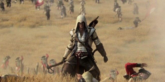 THE ASSASSIN'S CREED