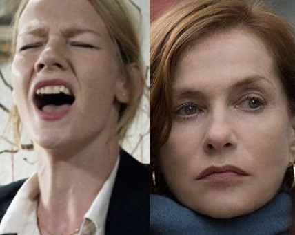 """ELLE"" & ""TONI ERDMANN"" FRENCH, GERMAN (ENGLISH SIBTITLES) COMMENTARY"