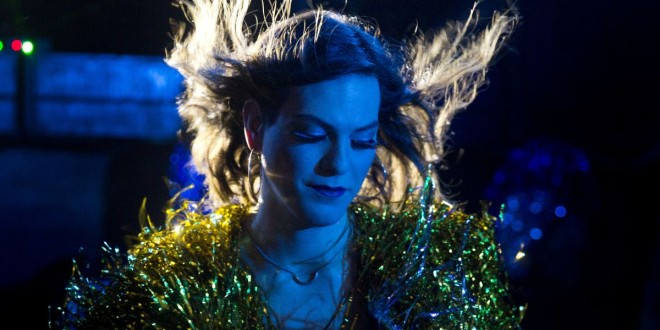 A FANTASTIC WOMAN             (CHILE, SPANISH: ENGLISH SUBTITLES)   NOMINATED FOR BEST FOREIGN FILM