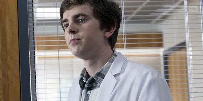 THE GOOD DOCTOR (ABC, MONDAY NIGHTS, YOUTUBE, HULU, AMAZON PRIME)