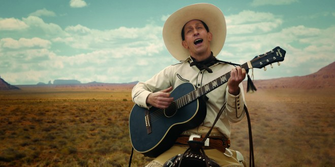 THE BALLAD OF BUSTER SCRUGGS   NETFLIX & IN THEATRES