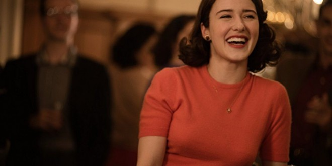 THE MARVELOUS MRS. MAISEL: AMAZON PRIME