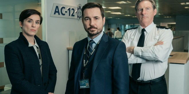 LINE OF DUTY (AMAZON PRIME & NETFLIX)