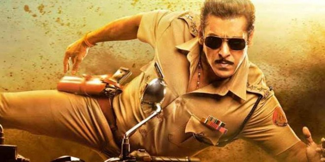 DABANGG 3 (HINDI: ENGLISH SUBTITLES)