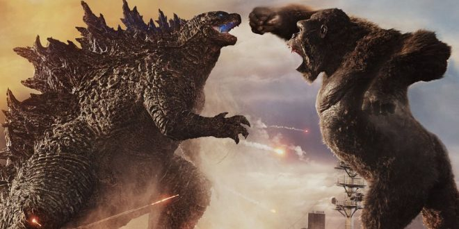 GODZILLA VS. KONG  (IN THEATRES & HBO MAX)