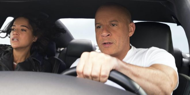 FAST AND FURIOUS 9  (in theatres) & FALSE POSITIVE     (Hulu)