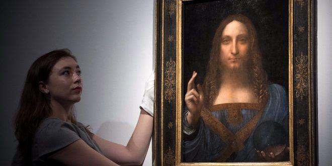 TWO MYSTERIES REVOLVING AROUND LEGENDARY ARTIST, LEONARDO DA VINCI (1452-1519)